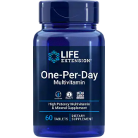 One per day  60 tablets LIFE Extension