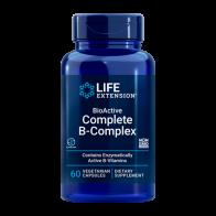 Complete B Complex 60 caps Life Extension